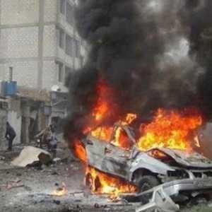 Bom Mobil Meledak Di Afganistan, Menyusul Bentrokan Hebat
