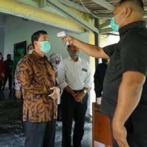 Rektor Universitas Sumatera Utara Positif Covid-19