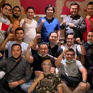 Terbang Ke Jakarta, Balon Ketum HIPMI Sumsel Dinyatakan Penuhi Syarat Pencalonan