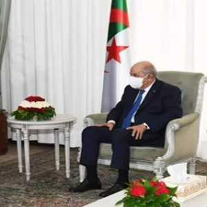 Presiden Tebboune Terima Kunjungan Dubes RI, Usul Ada Penerbangan Langsung Aljazair-Indonesia