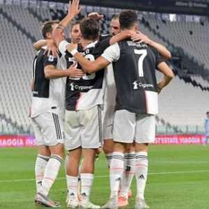 Kembali Raih Scudetto Serie A, Hanya Juventus Yang Mampu Juara 9 Kali Beruntun