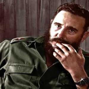 Kisah Cinta Fidel Castro - Anna Maria: Rahasia Dan Agama