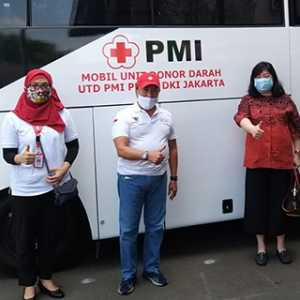 Atasi Persoalan Stok Darah, PMI DKI Jakarta Jemput Bola Ke Masyarakat