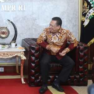 Menerima JMSI, Ketua MPR Dorong Stimulus Industri Pers Segera Dieksekusi