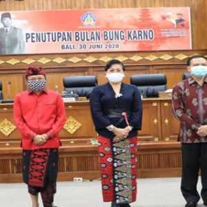 Gubernur Koster Sampaikan Pemikiran Bung Karno Sejalan Dengan Visi Misi Nangun Sat Kerthi Loka Bali