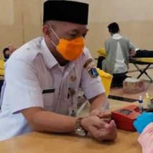 Jaga Stok Selama Pandemik, BKD DKI Bantu PMI Dengan Gelar Aksi Donor Darah