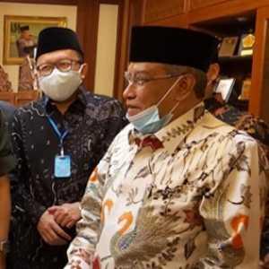 Ditemui Pimpinan MPR, Said Aqil: Perasaan Kita Sama, Khawatir Terjadi Perpecahan Akibat RUU HIP