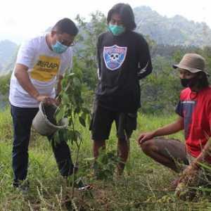 Danang Wicaksana: Mulailah Menanam Demi Masa Depan Kehidupan Manusia