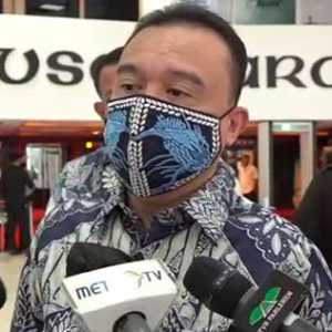 Dasco: Ada Kemungkinan Komisi III Dalami Rumor Berkas Perkara Kejagung Ikut Terbakar