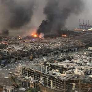 Akhirnya Pemerintah Lebanon Libatkan Penyelidik Internasional Selidiki Ledakan Beirut Termasuk FBI