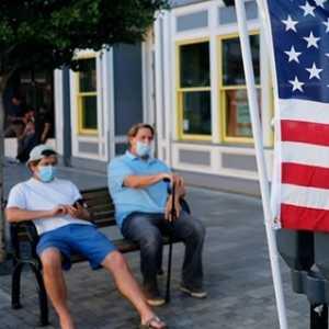 California Catat Rekor Jadi Negara Bagian Pertama Dengan Setengah Juta Kasus Covid-19