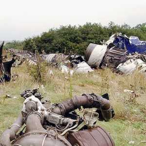 Badai Dan Petir, 170 Nyawa Melayang Dalam Kecelakaan Pulkovo Lines Di Perbatasan Ukraina Tahun 2006