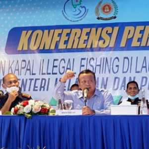 Coba Modus Baru, 3 Kapal Ikan Asing Diringkus KKP Di Laut Natuna Utara