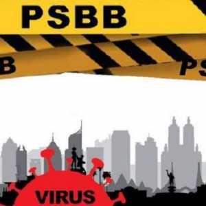Survei: Sumbar, Jakarta Dan Jabar Paling Efektif Terapkan PSBB