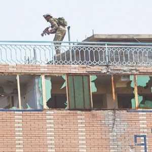 Serangan ISIS Di Penjara Afganistan Buat Seribu Tahanan Kabur, 300 Napi Masih Berkeliaran