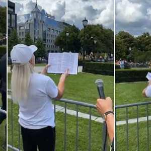 Protes Anti Islam Di Oslo Berujung Dengan Perobekan Al Quran