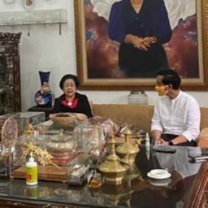 Bertemu Megawati, Gibran: Konsolidasi Sudah Beres...