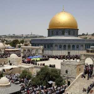 Setelah Damai Dengan UEA, Israel Buka Masjid Al-Aqsa Untuk Muslim Di Seluruh Dunia