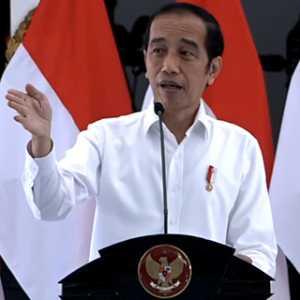 Berikan Banpres Untuk UMK Di Yogyakarta, Jokowi: Ingat, Ini Digunakan Untuk Modal Usaha