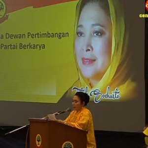 Silaturahmi Nasional Partai Berkarya, Titiek Soeharto: Tommy  Sebagai Ketum Yang Sah