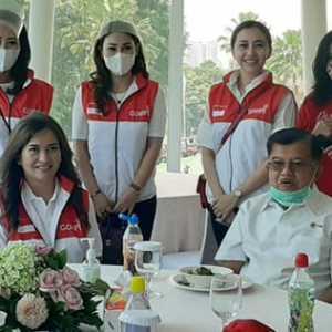Stok Berkurang 50 Persen Saat Covid-19, Jusuf Kalla Imbau Masyarakat Tingkatkan Kepedulian Donor Darah