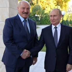 Pertemuan Di Sochi: Lukashenko-Putin Sepakat Bubarkan Unit Garda Nasional Di Perbatasan Belarusia