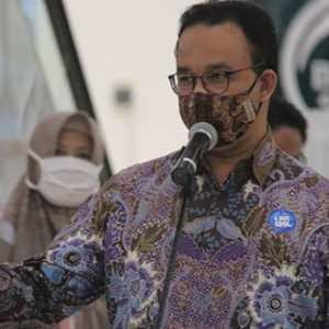 RS Covid-19 Di Jakarta Hampir Penuh, Anies Akan Tambah Kapasitas Ruang Isolasi