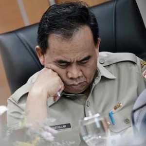 Esti Arimi: Pengabdian Sekda Saefullah Pada Jakarta Akan Selalu Dikenang