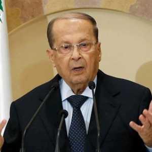 Pemerintahan Baru Lebanon Temui Jalan Buntu, Michel Aoun: Kalau Kabinet Belum Dibentuk Kita Menuju Neraka