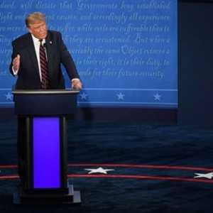 Debat Presiden 2020: Trump Dan Biden Berdebat Tentang Keputusan Mengisi Lowongan Mahkamah Agung