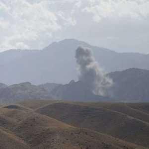 Di Tengah Dialog Damai, Puluhan Pejuang Taliban Tewas Dalam Dua Serangan Di Kunduz