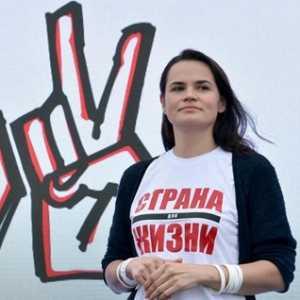 Svetlana Tikhanovskaya Desak Uni Eropa Tunjukkan Keberanian Jatuhkan Sanksi Pada Pejabat Belarusia