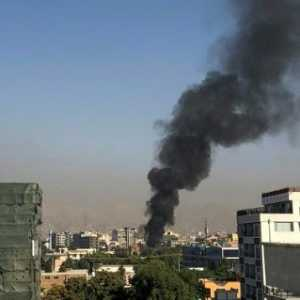 Serangan Bom Bunuh Diri Targetkan Wapres Afganistan, Dua Orang Tewas