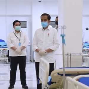 Jokowi Perintahkan Menkes Terawan Audit Protokol Covid-19 Di Rumah Sakit