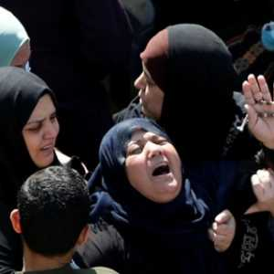 Dua Nelayan Palestina Tertembak Mati, Sang Ibu Salahkan Presiden Mesir: Kamu Membunuh Dua Putraku!