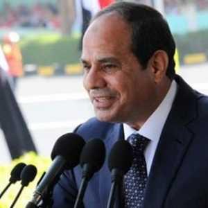 Presiden Mesir Dan Petinggi Uni Eropa Bahas Palestina Hingga Masalah Bendungan Nil
