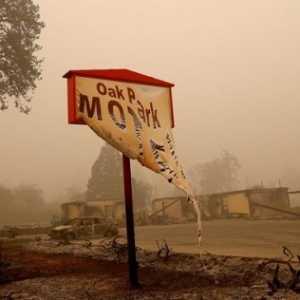 Belum Padam, Kebakaran Di Oregon-California-Washington Sudah Hanguskan Jutaan Hektar Lahan