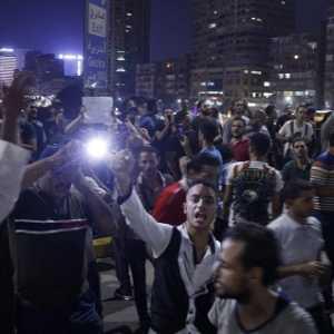 Usai Dilanda Protes Akhir Pekan, Mesir Kembali Normal