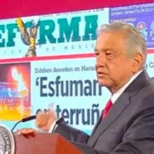 Presiden Lopez Obrador Kritik Pedas Media Yang Beritakan Soal Korupsi Tabasco Tanpa Bukti