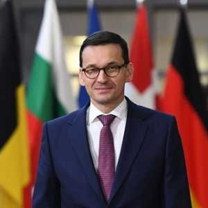 Pemimpin Oposisi Belarusia Tsikhanouskaya Akan Segera Bertemu PM Polandia Mateusz Morawiecki