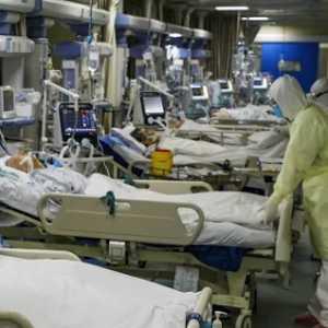 ICU Penuh, Rumah Sakit Madrid Kewalahan Tangani Pasien Covid-19