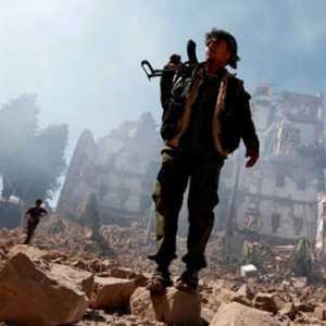 Saudi Kerahkan 11 Serangan Udara Bombardir Kelompok Houthi Di Yaman
