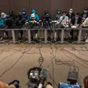 Ditangkap Ketika Cari Suaka Ke Taiwan, 12 Warga Hong Kong Didakwa Atas UU Keamanan Nasional