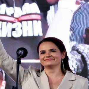 Oposisi Belarusia Svetlana Tikhanovskaya: Kami Ingin Negara Dan Presiden Baru