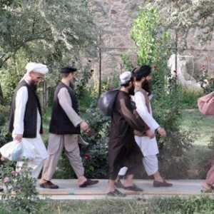 Pemerintah Afganistan Bebaskan 200 Tahanan Taliban Lagi, Kapan Dialog Damai Dimulai?