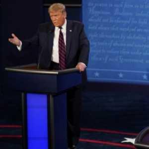 Merasa Layak Dipilih, Trump: Tak Ada Presiden Yang Memiliki Pencapaian Lebih Dari Saya