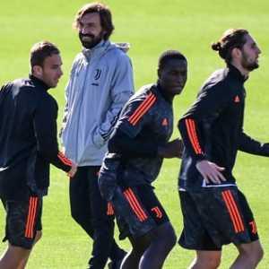 Matchday 2 Liga Champions: Menanti Strategi Pirlo Saat Juve Ladeni Barca Tanpa CR7