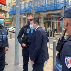 Walikota Nice Tutup Gereja Di Seluruh Kota Pasca Serangan Di Notre Dame