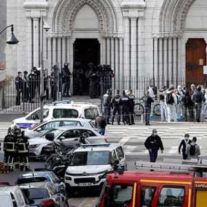 Tersangka Kedua Dalam Penyerangan Gereja Nice Ditangkap, Diduga Terkait Kelompok Teroris Asal Tunisia