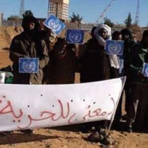 Bersembunyi Dalam Lubang Galian, Dua Penambang Emas Sahrawi Tewas Dibakar Hidup-hidup